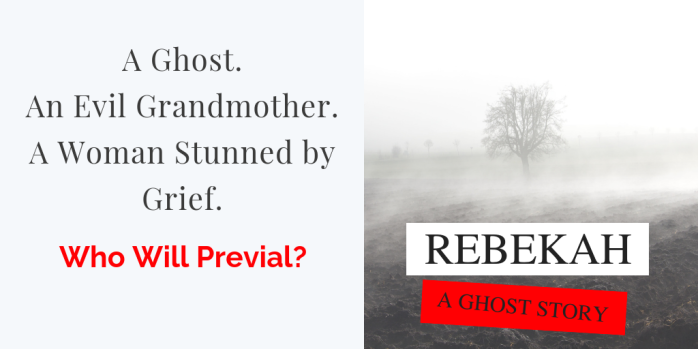 A Ghost.An Evil Grandmother.A Woman Stunned by Grief.