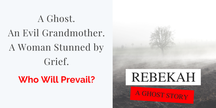 A Ghost.An Evil Grandmother.A Woman Stunned by Grief. (2)
